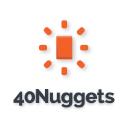 40Nuggets Logo