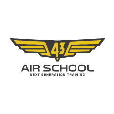 Aviation job opportunities with 43 Air School