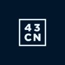 43 Clicks North logo