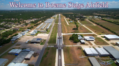 Aviation training opportunities with Boerne Stage Airfield