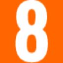 Logo de 8 PECADOS
