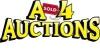 A4 Auction logo