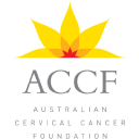 The Trustee For Australian Cervical Cancer Foundation Health Promotion Charitable Trust Logo