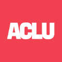 Logo for ACLU American Civil Liberties Union