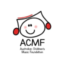 The Australian Childrens Music Foundation Limited Logo
