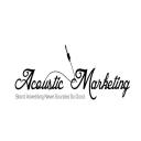 Acoustic Marketing logo