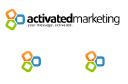 Activated Marketing logo