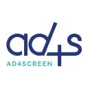 Ad4Screen Logo