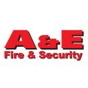 A & E Fire Equipment logo
