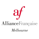 Association of the Alliance Française of Victoria Logo