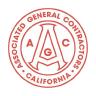AGC of California logo
