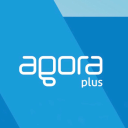 Agora Plus logo