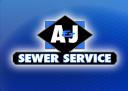 A & J Sewer Service Logo