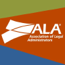 Association of Legal Administrators (ALA) logo