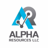 Alpha Resources logo
