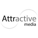 attractive media logo