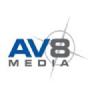 AV8 Media Pte Ltd logo