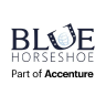 Blue Horseshoe logo