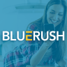 BlueRush logo