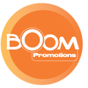 BOOM Media, Marketing & Promotions Inc. logo