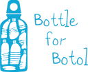 Bottle for Botol Limited Logo
