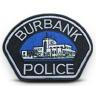 City of Burbank Police Department logo
