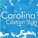 Carolina Custom Sign logo