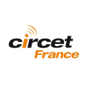 Animation soirée entreprises - Logo de l'entreprise Circet pour une préstation en réalité virtuelle avec la société TKorp, experte en réalité virtuelle, graffiti virtuel, et digitalisation des entreprises (développement et événementiel)
