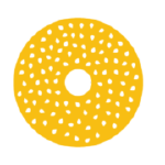 Coffee and Bagels Logo