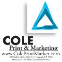 Cole Print and Marketing logo