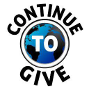 Continue to Give logo