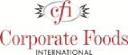 Corporate Foods International logo