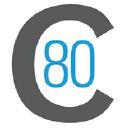 Creative80 Design Studios logo
