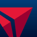 Logo for Delta Air Lines