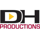 DH Productions logo