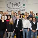 direct. Gesellschaft für Dialog Marketing Logo