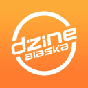 D'zine Alaska logo