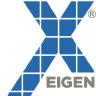 Eigen X logo