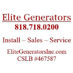 Aviation job opportunities with Elite Generators