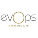 Evops Marketing and PR logo