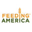 Logo for Feeding America