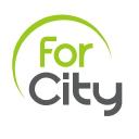 FOR CITY logo