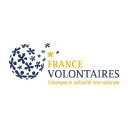 Logo of France Volontaires