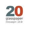 Glasspaper Learning as logo