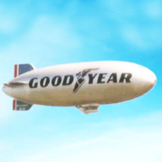 Aviation job opportunities with Good Year Blimp