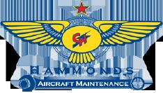 Aviation training opportunities with Hammonds Aircraft Maintenance