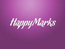 Logo de Happy Marks