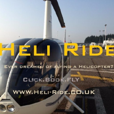 Aviation job opportunities with Heli Ride Coventry