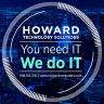 Howard Technology Solutions logo