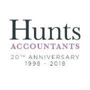 Hunts Accountants logo